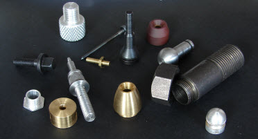 Screw Components and Turned Parts