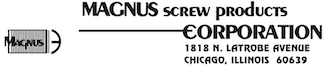 Magnus Screw Products